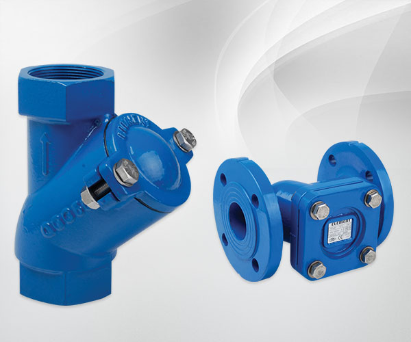 Waste Water Ball Check Valves